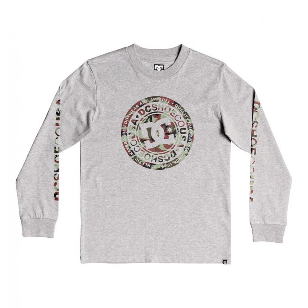 CIRCLE STAR LS 2 男童T恤